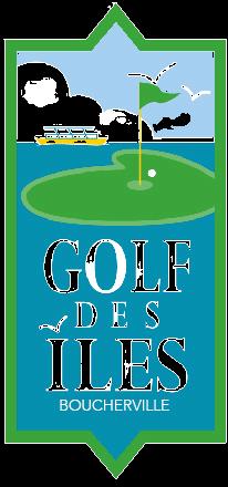 Logo Golf des Iles
